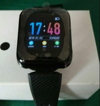 Smart Watch with USB direct charging