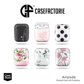 Casestudi Prismart Case for Airpods with Carabiner