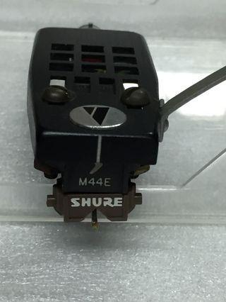 Shure M44E cartridge