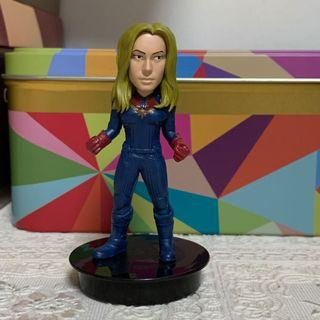 Captain Marvel Cup Topper