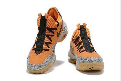 库客 Nike LeBron 16 LBJ16詹姆斯黄爆裂  AO2595-006 CI3358-800