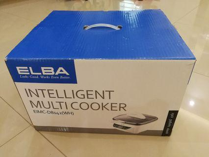 Elba 8 in 1 Intelligent Multicooker