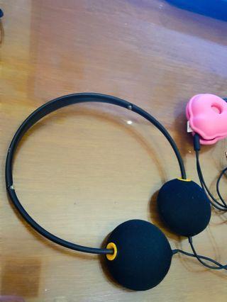 Headset PHILIPS bonus cable roller