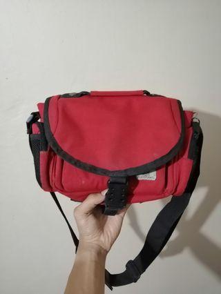 Silver Planet Camera Bag