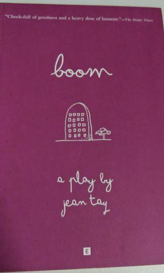 🚚 Boom by Jean tay
