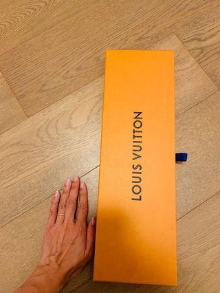 LV 原裝包裝盒