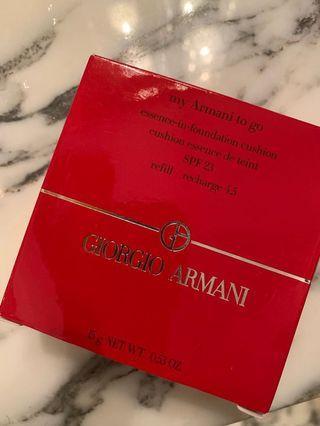 Giorgio Armani•Cushion•refill