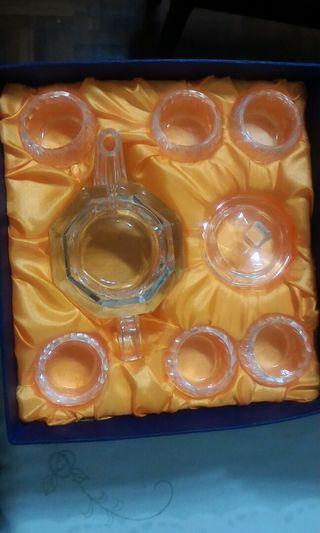 水晶杯壼組