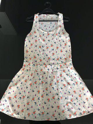 Dress - Flower Dress