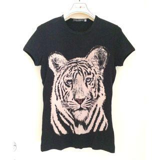 "D&G Dolce & Gabbana -- 印花短袖衫 ""Tiger"" Printed T-SHIRT  @意大利製造Made in Italy  *Size : 44"