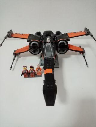 Original lego star wars set as shown