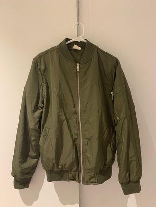 Insight bomber jacket (fit to m)
