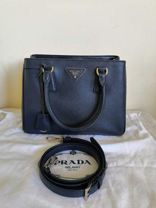 Authentic Prada Blue