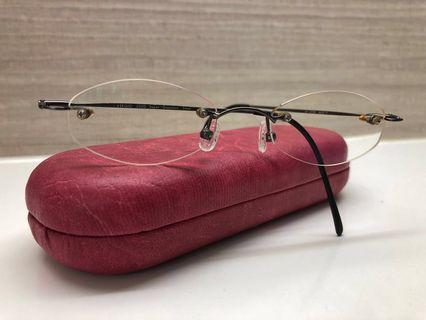 Pre❤️ Authentic Vergio Stainless Steel Frameless Eyewear