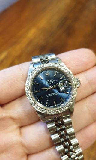 Rolex Oyster Perpetual Datejust Ladies