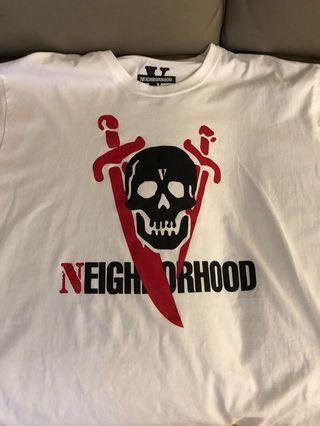 Neighborhood vlone ss19 tee