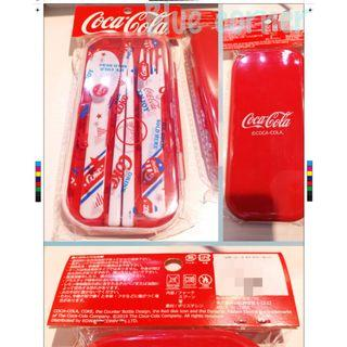 日本直送@可口可樂餐具