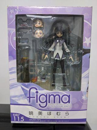Figma Homura Akemi bib from Madoka Magica