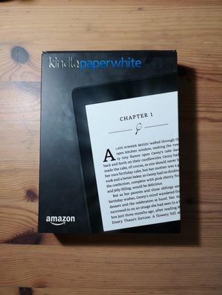BNIB Kindle Paperwhite 3 / 7th Generation (Black)