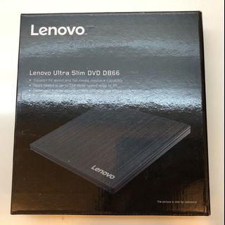 [BNIB] Authentic Lenovo Ultra Slim DVD DB66 #MRTSengkang