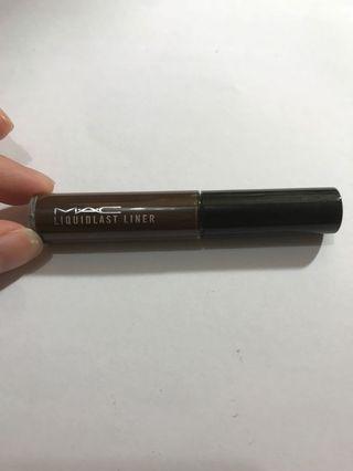 Mac liquidlast liner 防水眼線液 眼線筆