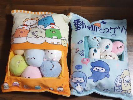 Little ball Cushions