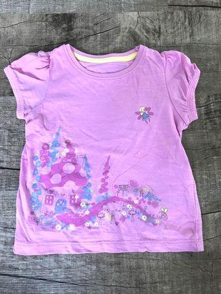 🚚 Mothercare Purple Top