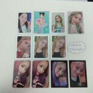 [WTS] TWICE Dahyun Photocards