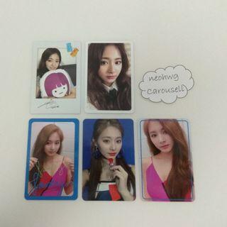 [WTS] TWICE Tzuyu Photocards