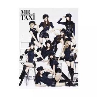 Girls Generation The 3rd Album Mr.Taxi