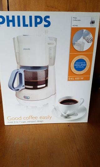 🚚 Philips Coffee Maker