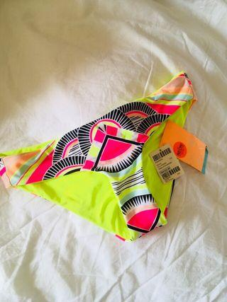 💯 Authentic Sweet Escape Neon Rip Curl Bikini Bottom / Swim Wear / Sea Attire / Pool