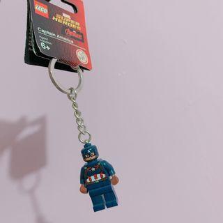 包平郵 美國隊長Captain America lego匙扣