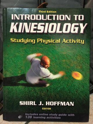 🚚 Introduction to Kinesiology