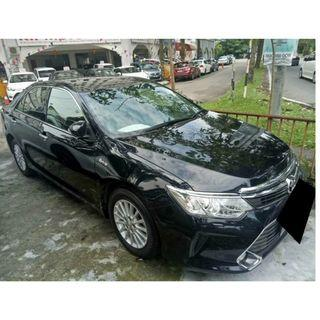 TOYOTA CAMRY 2.0 (A) TIP TOP