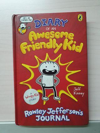 🚚 Diary of an Awesome Friendly Kid