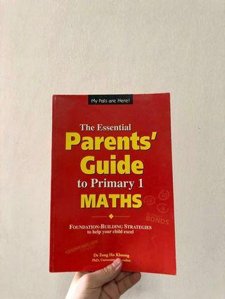 [Primary School Math] [Parents' Reference] Bundle: Parents' Guides to Math