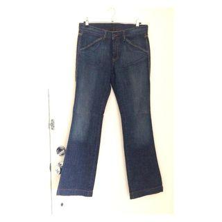 Diesel -- 女裝 低腰 鬆脾 牛仔褲  Ladies Jeans  @Size:30 **Made in Italy 意大利製造