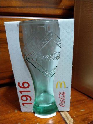 可口可樂玻璃杯