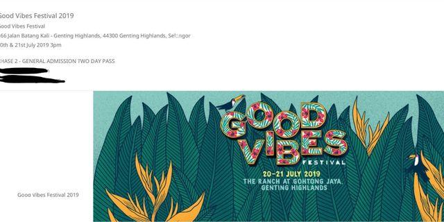 Goodvibes 2019, phase 2