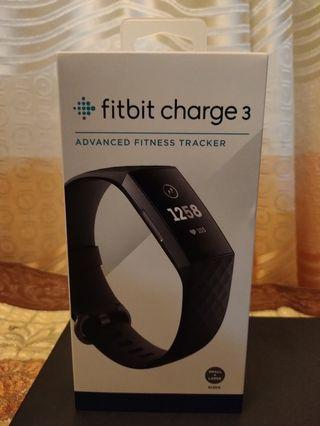 🚚 Fitbit Charge 3