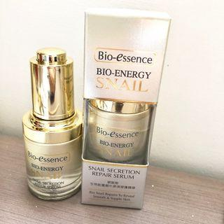 Bio-essence 生物能量蝸牛原液修護精華