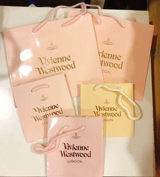 🚚 Vivienne westwood紙袋