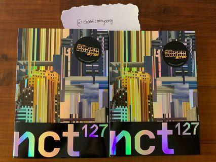 NCT 127 We Are Superhuman Official Album