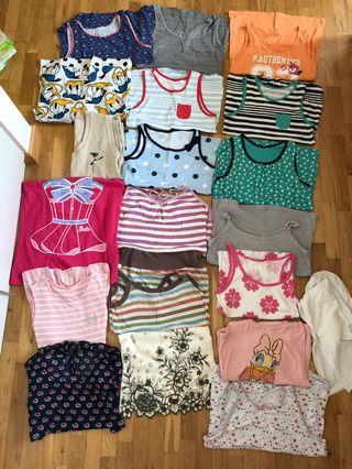 🚚 Bundle girls clothes age 9-11 years