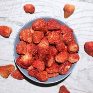 🍓 Dried Strawberry Snack 草莓干