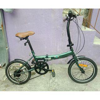 MINI COOPER FOLDING BIKE (FREE DELIVERY AND NEGOTIABLE!)