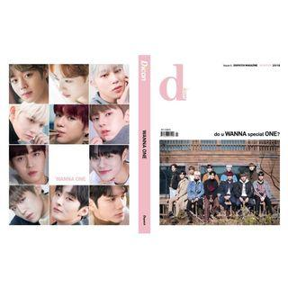 [WTS] Wanna One DICON VOL. 4 Magazine