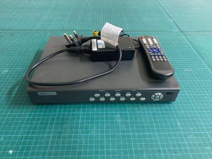 Certis Cisco 4 channel recording system