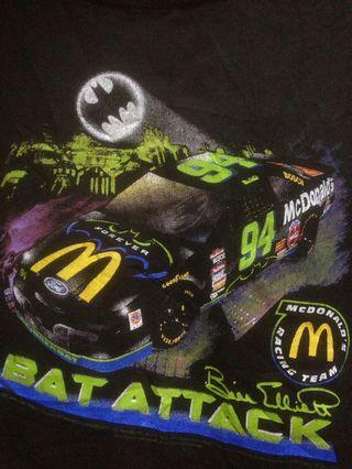 Vtg Batman x Nascar